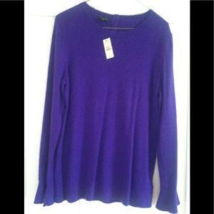 Talbots's sweater. Medium.